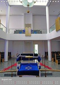 Bejt Knesset. Haus der Versammlung. Die Synagoge in Darmstadt (W