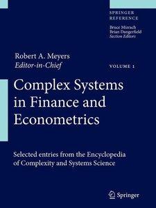 Finance, Econometrics and System Dynamics