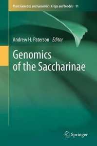 Genomics of the Saccharinae