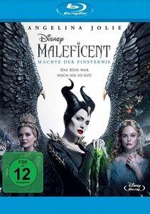 Maleficent: Mächte der Finsternis, 1 Blu-ray