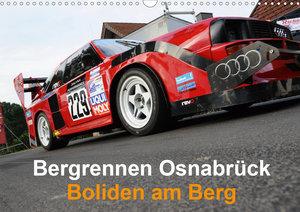 Bergrennen Osnabrück ? Boliden am Berg