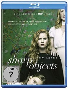 Sharp Objects, 3 Blu-rays