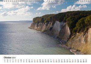 Traumhaftes Rügen (Wandkalender 2019 DIN A3 quer)
