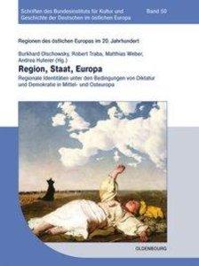 Regionen des östlichen Europas im 20. Jahrhundert 2. Region, Sta