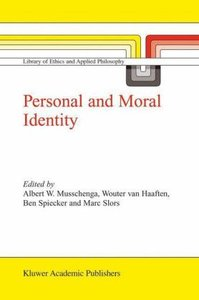 Personal and Moral Identity
