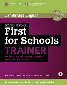First f. schools/Six Practice Tests with answers a. 3 CDs
