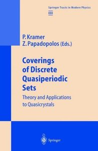 Coverings of Discrete Quasiperiodic Sets