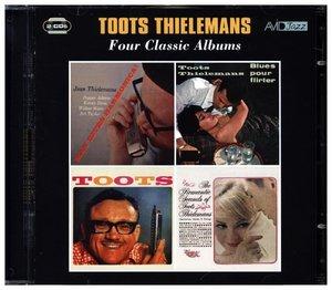Toots Thielemans-Four Classic Albums