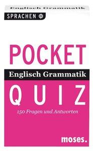 Englisch Grammatik. Pocket Quiz