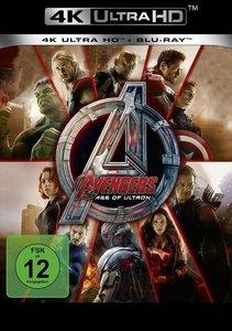 Avengers - Age of Ultron 4K, 1 UHD-Blu-ray