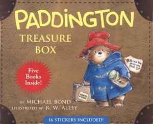 Paddington Treasure Box, International Special Edition
