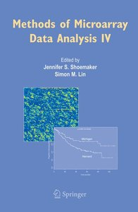 Methods of Microarray Data Analysis IV