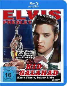 Kid Galahad - Harte Fäuste, heiße Liebe, 1 Blu-ray