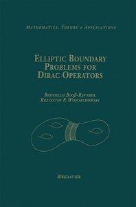 Elliptic Boundary Problems for Dirac Operators