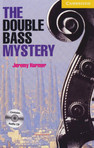 The Double Bass Mystery. Buch und CD