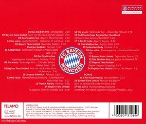 FC Bayern-der Soundtrack zur Saison 17/18
