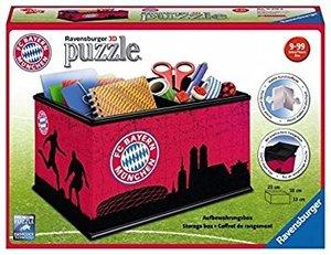 Aufbewahrungsbox - FC Bayern München (Kinderpuzzle)