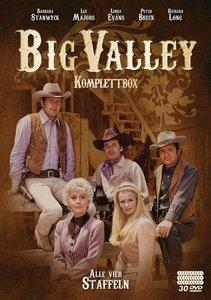 Big Valley - Komplettbox