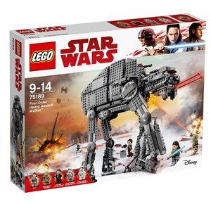 SW First Order Heavy Assault Walker
