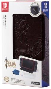 PowerA Hybrid Cover, ZELDA, Schutzhülle für Nintendo Switch