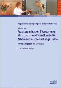 Praxisorganisation/Verwaltung/Wirtschafts- und Sozialkunde für Z