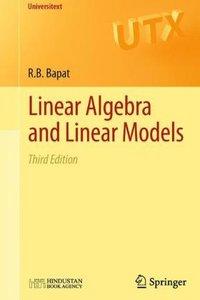 Linear Algebra and Linear Models