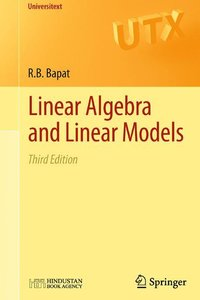 Linear Algebra and Linear Models