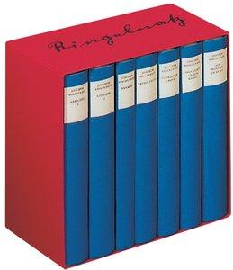 Das Gesamtwerk in sieben Bänden