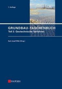 Grundbau-Taschenbuch Teil 2