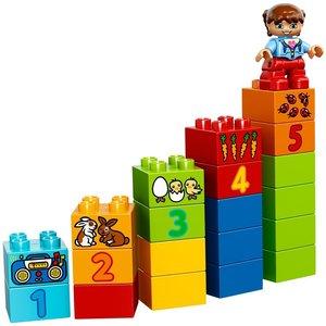 LEGO ® Duplo 10580 - Deluxe Steinebox