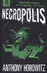 The Power of Five 04. Necropolis