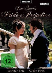 Stolz & Vorurteil - Pride & Prejudice (1995)/2 DVD