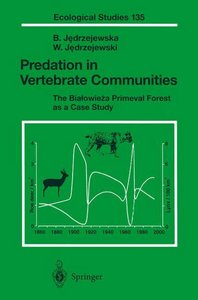 Predation in Vertebrate Communities