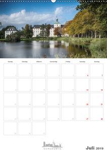 Grüße aus der Schleistadt Schleswig (Wandkalender 2019 DIN A2 ho