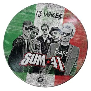 13 Voices (Limited Picture Disc Vinyl-Italy)