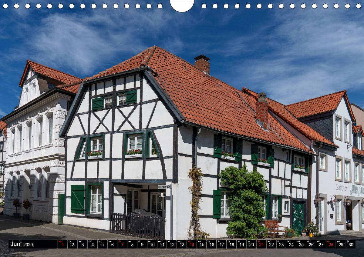 Unterwegs im Alten Dorf Westerholt - zum Schließen ins Bild klicken