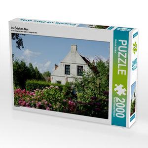 Im Örtchen Nes 2000 Teile Puzzle quer