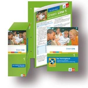 Green Line 1 - Lern-Set mit Audio-CD