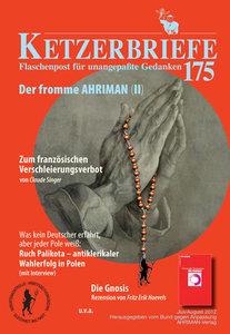 Der fromme Ahriman (II)