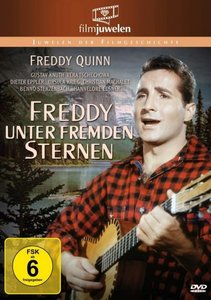 Freddy unter fremden Sternen. DVD