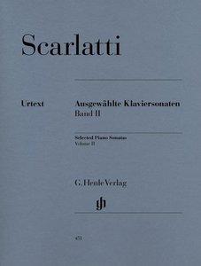Ausgewählte Klaviersonaten, Band II
