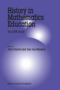 History in Mathematics Education