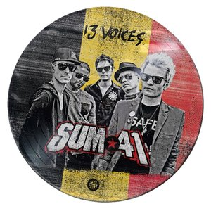 13 Voices (Limited Picture Disc Vinyl-Belgium)