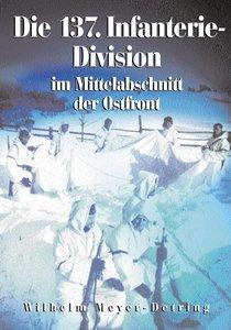 137. Infanterie-Division im Mittelabschnitt der Ostfront