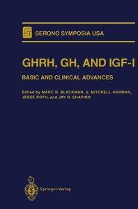 GHRH, GH, and IGF-I