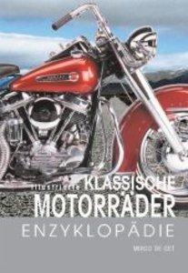 Illustrierte klassische Motorräder-Enzyklopädie