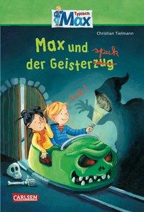 Max-Erzählbände 03: Max und der Geisterspuk