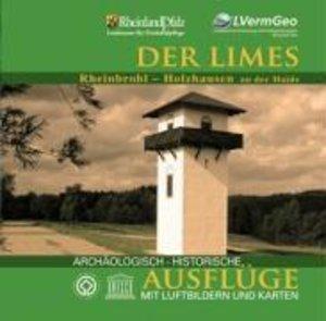 Rheinland-Pfalz. Der Limes 1 : 25 000. Unesco-Welterbe. Topograp