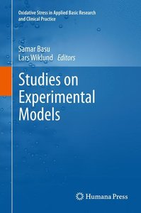 Studies on Experimental Models