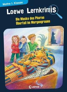 Loewe Lernkrimis - Die Maske des Pharao / Überfall im Morgengrau